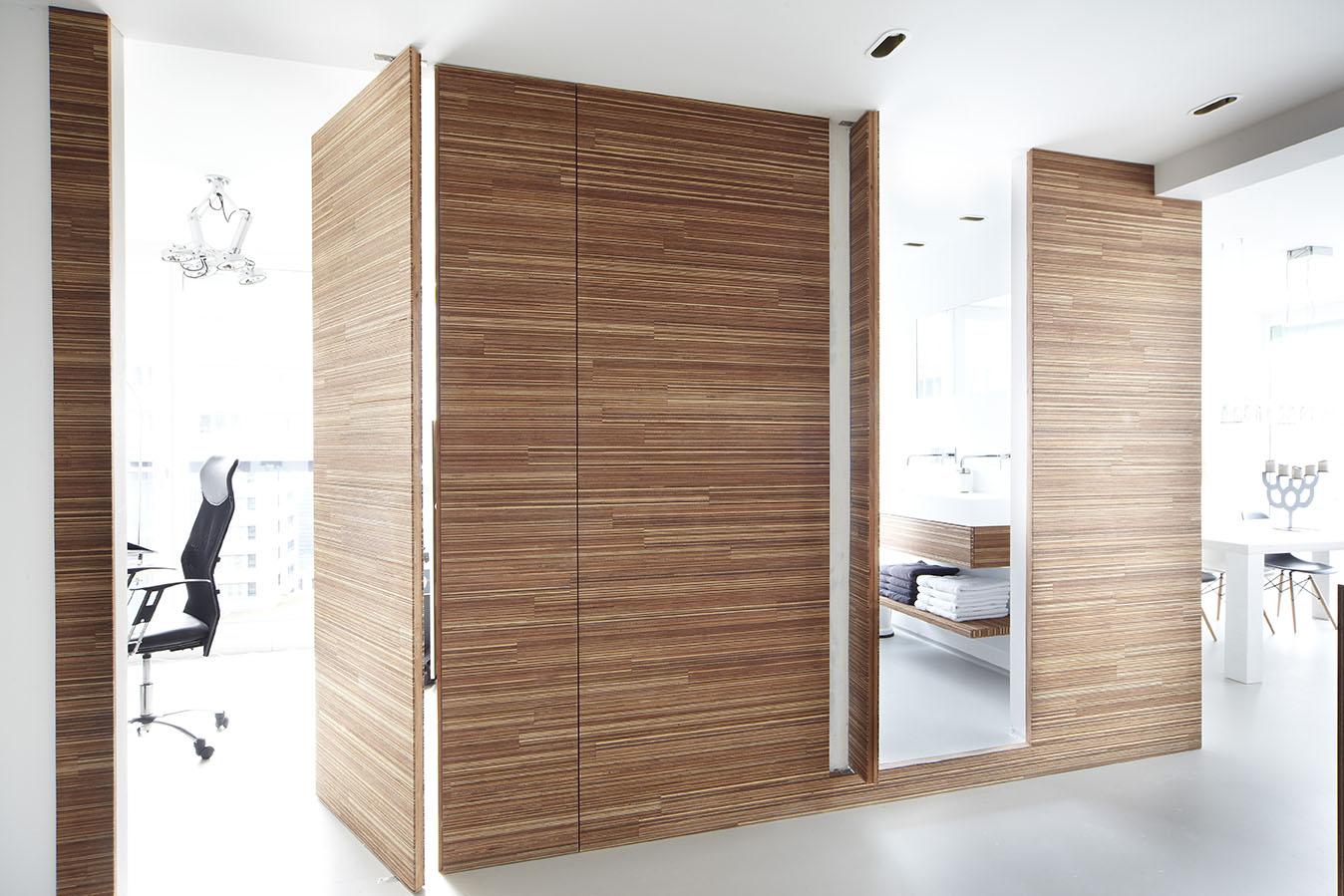Badkamers – Houtwerk